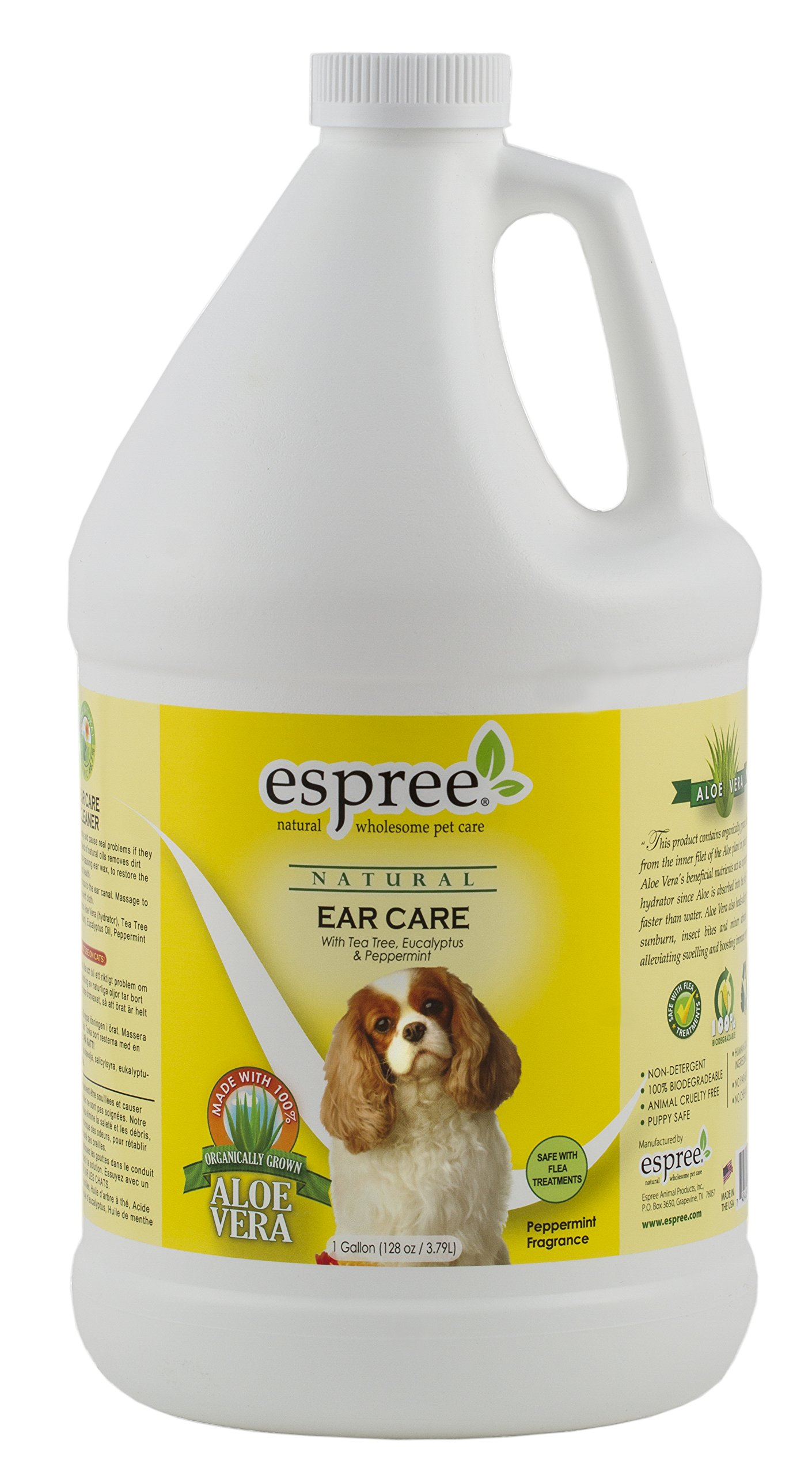 Espree Ear Care Cleaner, 1 gallon