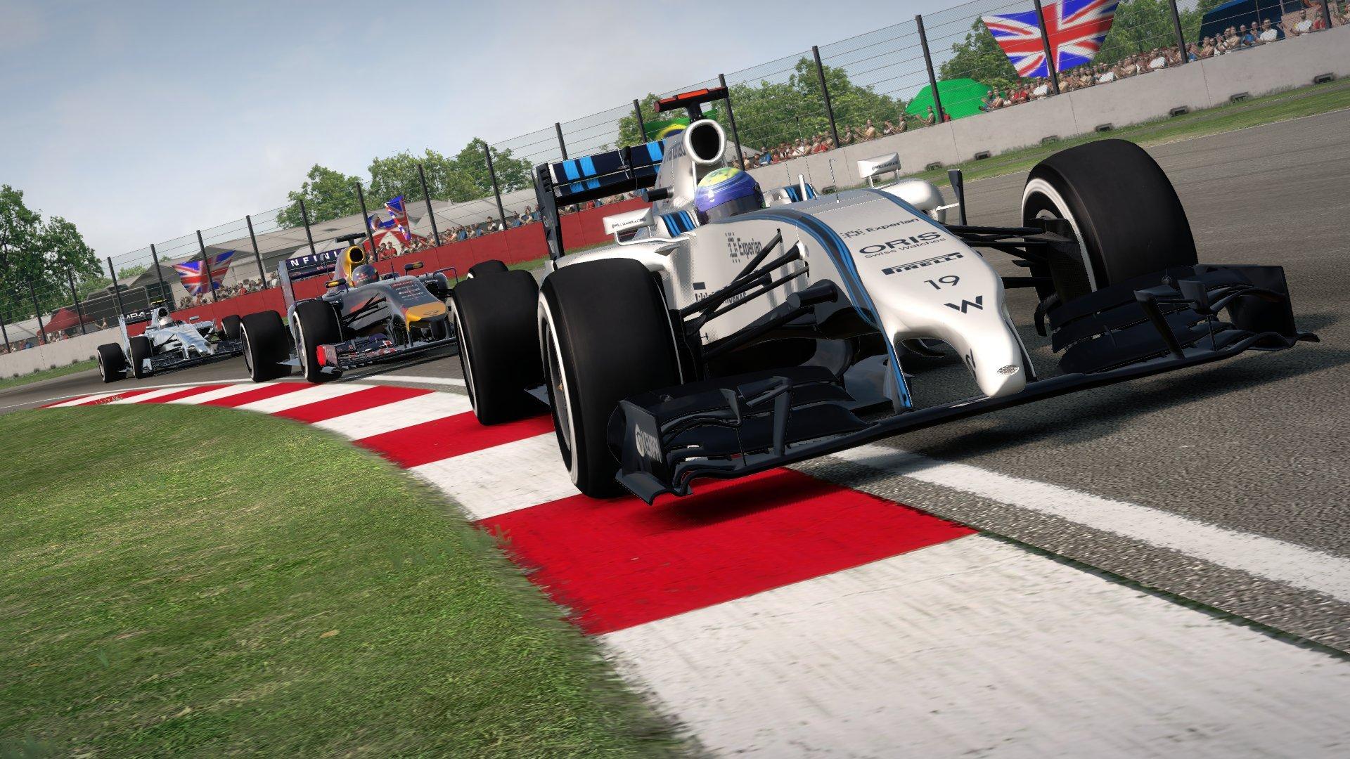 F1 2014 (Formula 1) - PlayStation 3 by Bandai (Image #4)