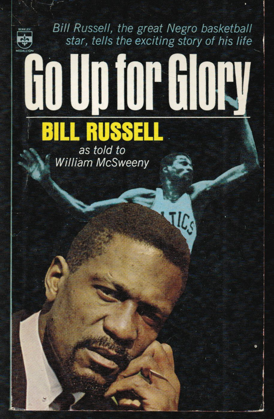 Go Up for Glory Bill Russell William McSweeny Amazon Books