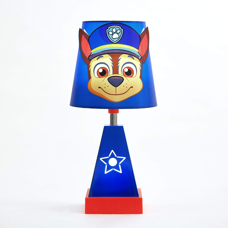 Paw Patrol 2 in 1 Lamp, Blue