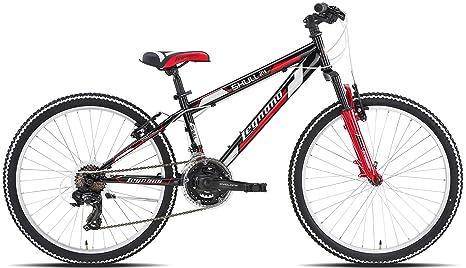 Legnano Ciclo 660 Skull Bicicletta Bambini Nero 24