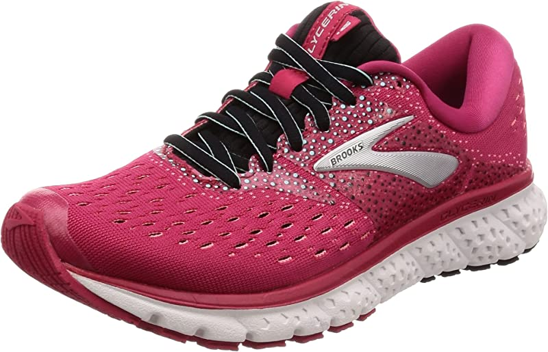 Brooks Glycerin 16 Sneakers Laufschuhe Damen Rosa