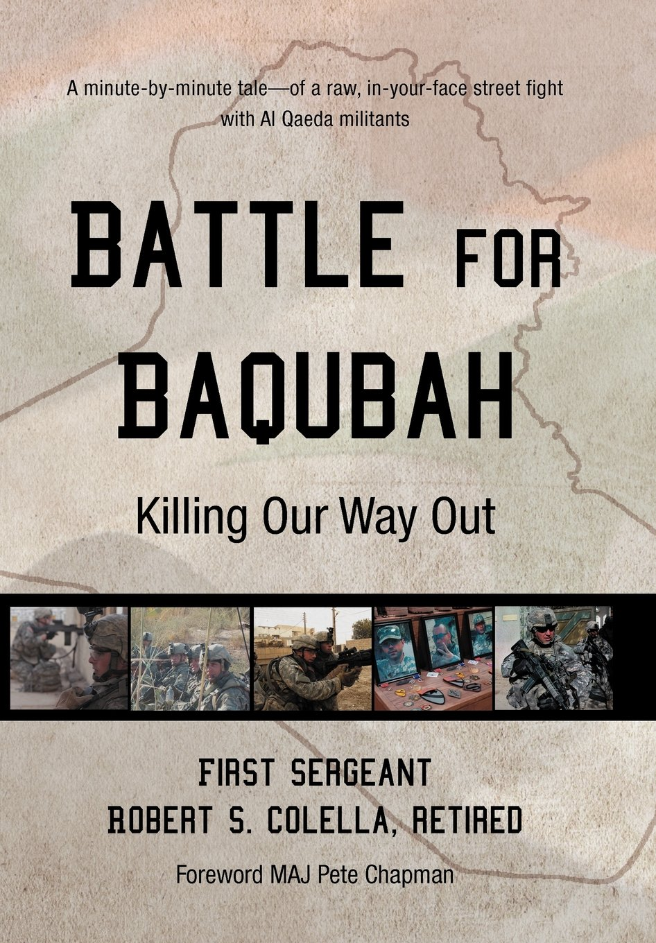 Download Battle for Baqubah: Killing Our Way Out pdf