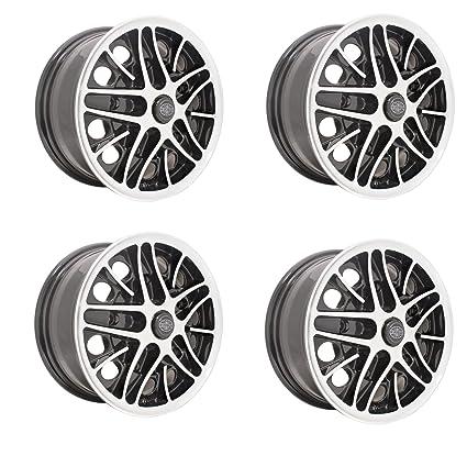 Amazon com: EMPI Cosmo Wheels 4x130 for VW Beetles and Dune Buggies