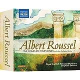 Albert Roussel : Symphonies et autres Oeuvres orchestrales (Intégrale)