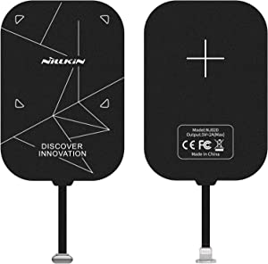 "Nillkin iPad Fast 2000mAh Wireless Charging Receiver Magic Tag Plus Qi Wireless Charger Receiver for iPad 9.7""/10.2"", iPad Air 9.7""/10.5"""