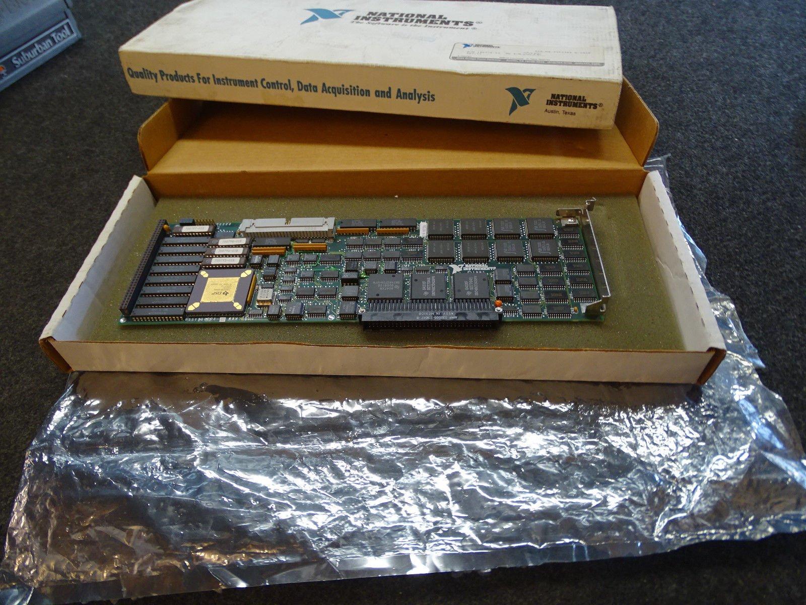 National Instruments NB-DSP2300 Digital Signal NuBus w/ 256K