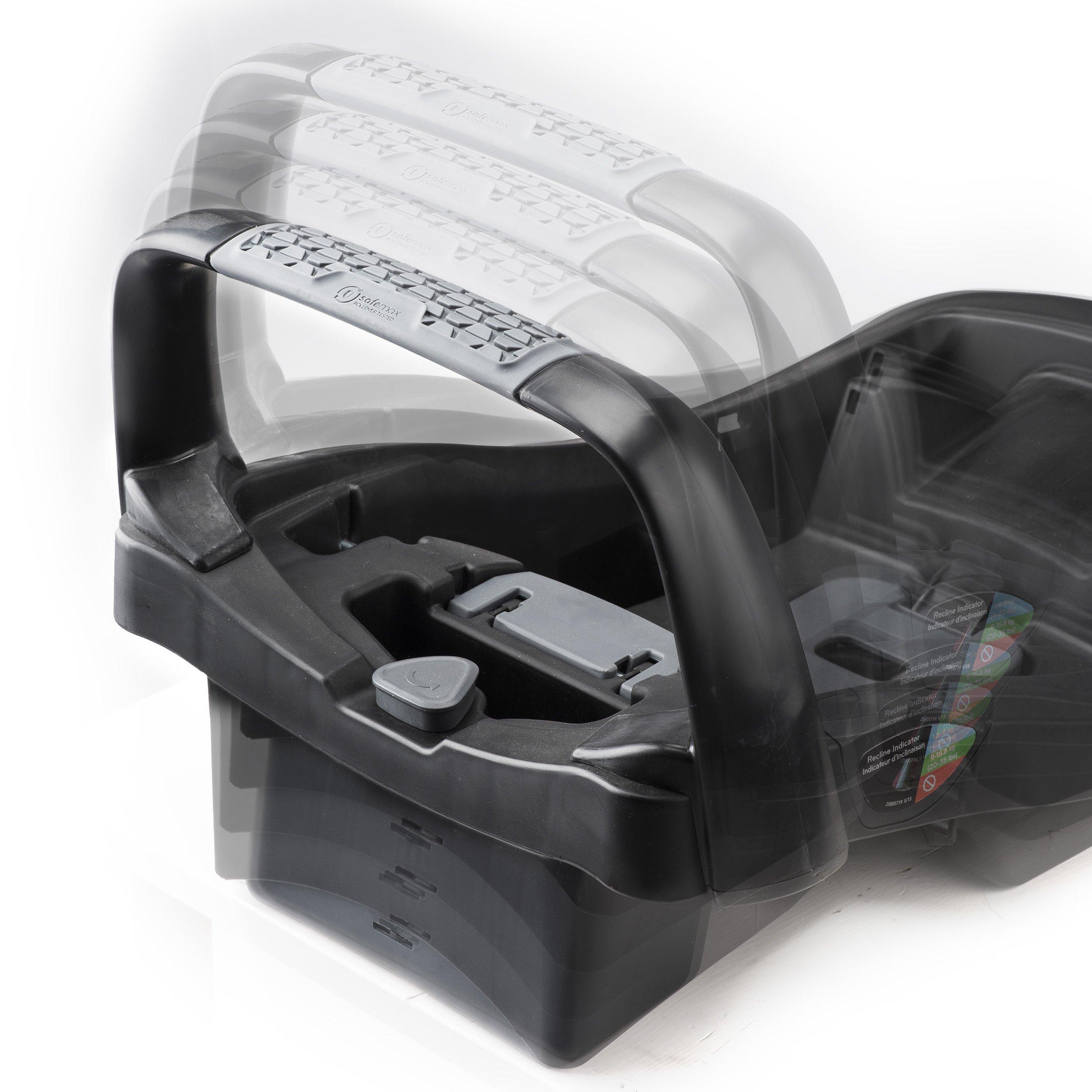 Evenflo SafeZone Base for SafeMax Infant Car Seat by Evenflo (Image #5)