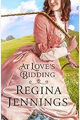 At Love's Bidding (Ozark Mountain Romance Book #2) Kindle Edition