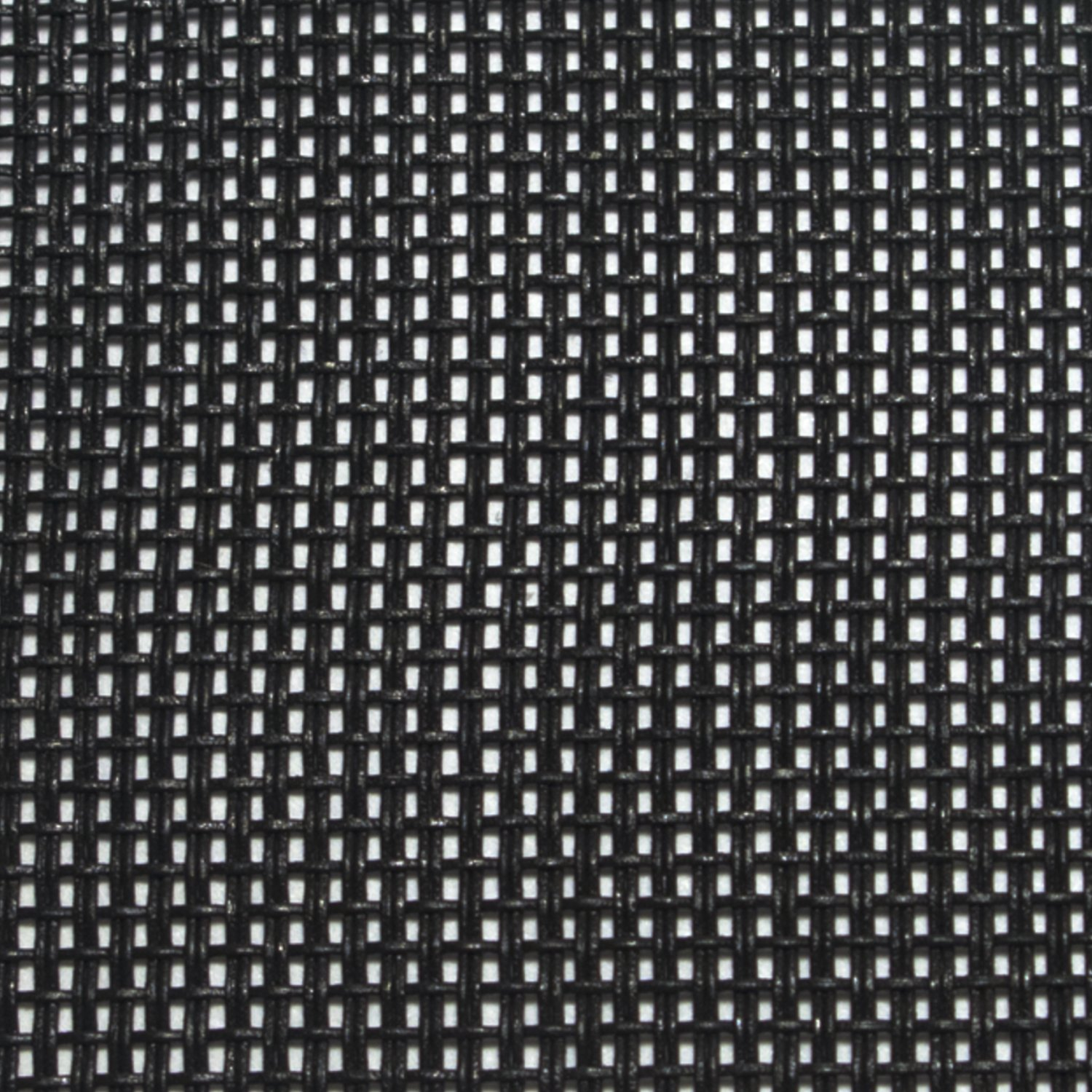 """Cabinet Grill Cloth, Black Weave, 34"""" Width by NewOldSounds"""