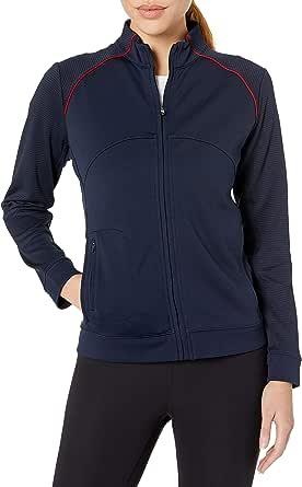 Cutter & Buck Women's Cb Drytec Edge Full-Zip Jacket