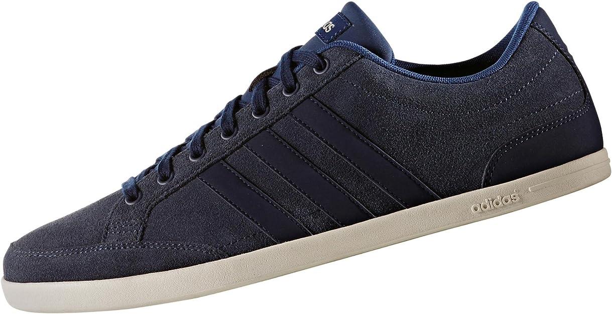 Adidas Men's Vs Advantage Clean Gymnastic Shoe dark blue
