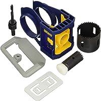 IRWIN Tools Carbon Door Lock Installation Kit (3111001)