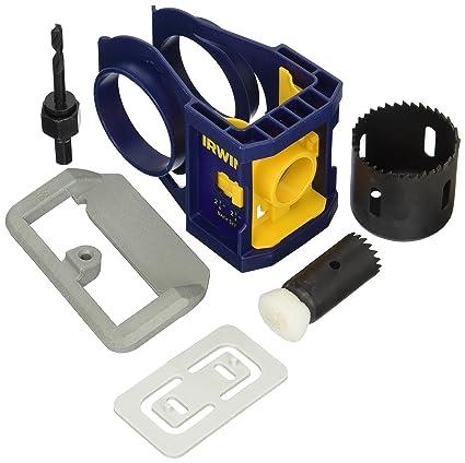 Irwin Tools Wooden Door Lock Installation Kit 3111001  sc 1 st  Amazon.com & Irwin Tools Wooden Door Lock Installation Kit 3111001 - Replacement ...