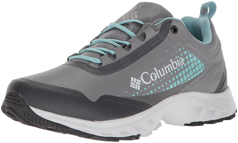 Columbia Women's Irrigon Trail Outdry Xtrm Hiking Shoe B073RNJ152 6 B(M) US|Titanium Mhw, Iceberg