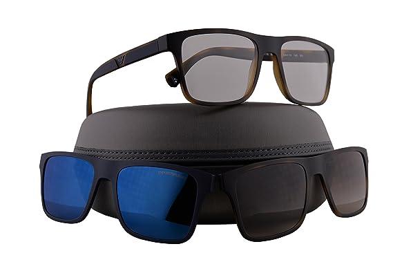 d2b7f3f79865 Image Unavailable. Image not available for. Colour  Emporio Armani EA4115  Sunglasses ...
