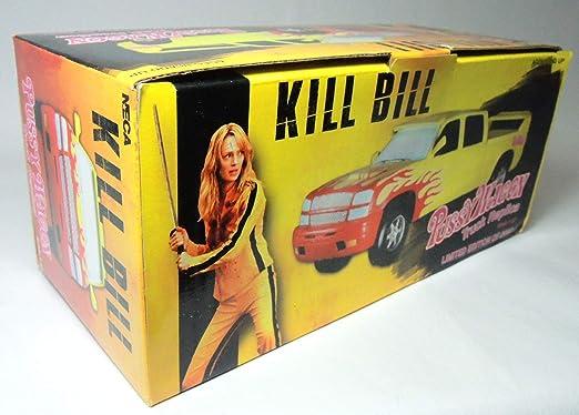 Amazon.com: NECA – Kill Bill Pussy Wagon réplica: Home & Kitchen