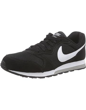 zapatillas nike running hombre negras