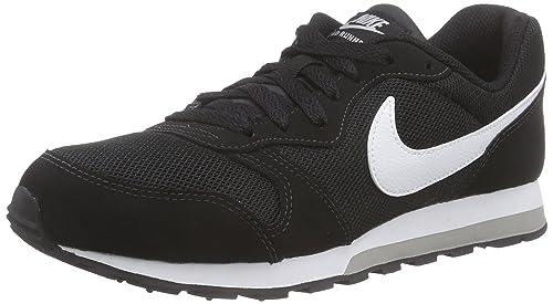 Negra Zapatos Ref Zapatilla Runner Hombre Md Sneakers Para 2