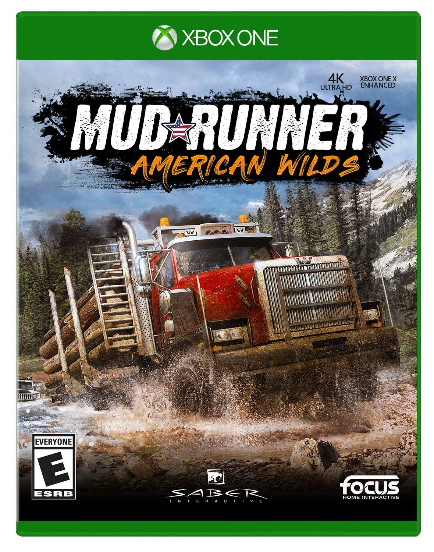 Mudrunner - American Wilds Edition - Xbox One