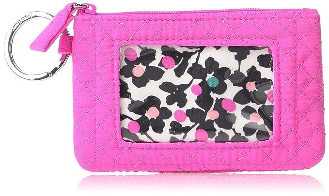size 40 42681 7214d Vera Bradley Iconic Zip ID Case, Microfiber