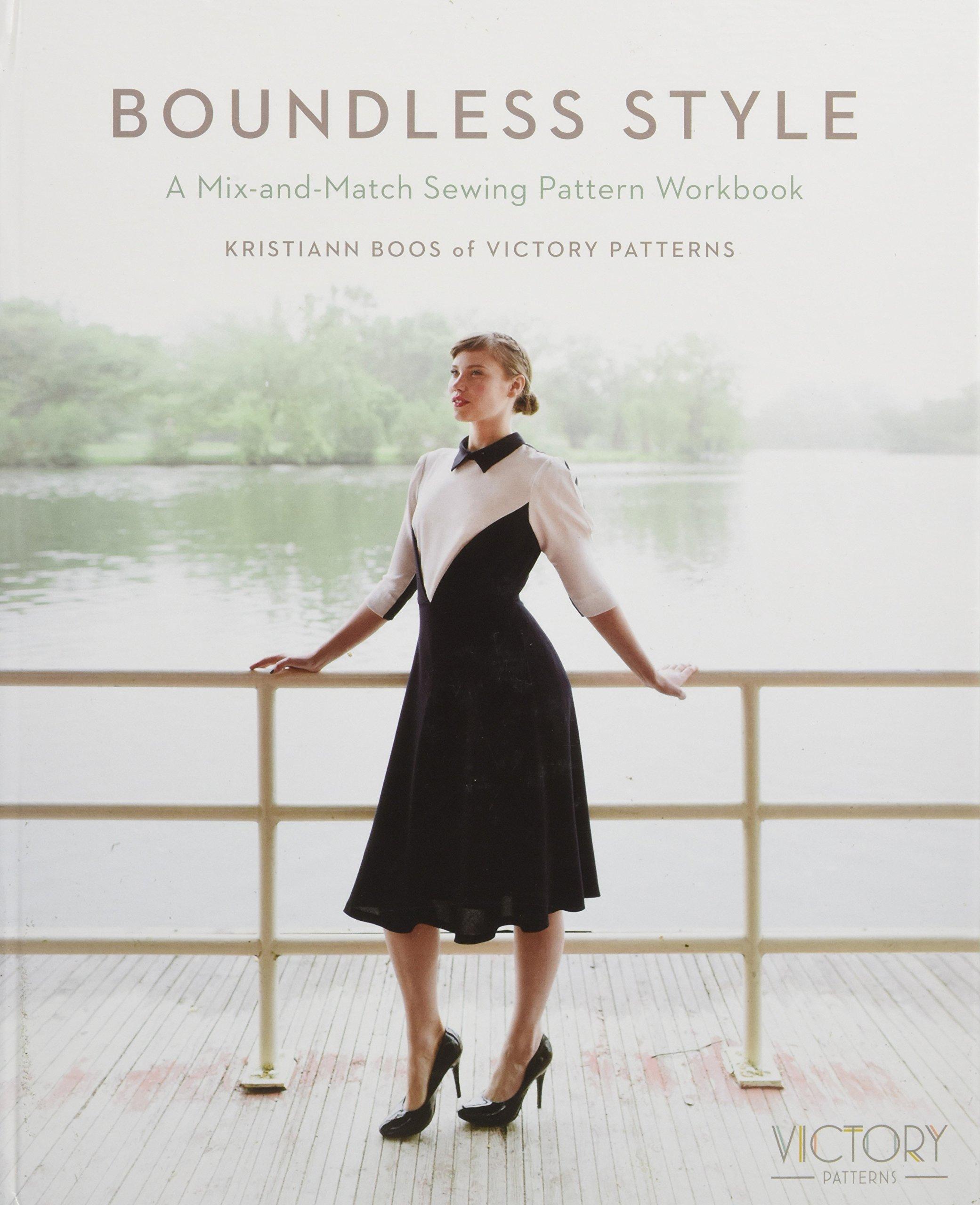 Boundless Style: A Mix-and-Match Sewing Pattern Workbook pdf epub