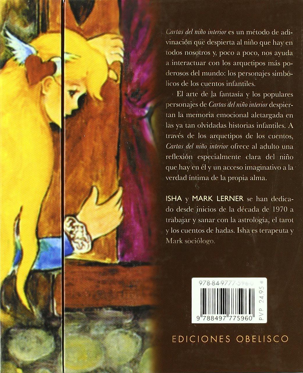 Cartas del nino interior (Spanish Edition): Isha Lerner ...