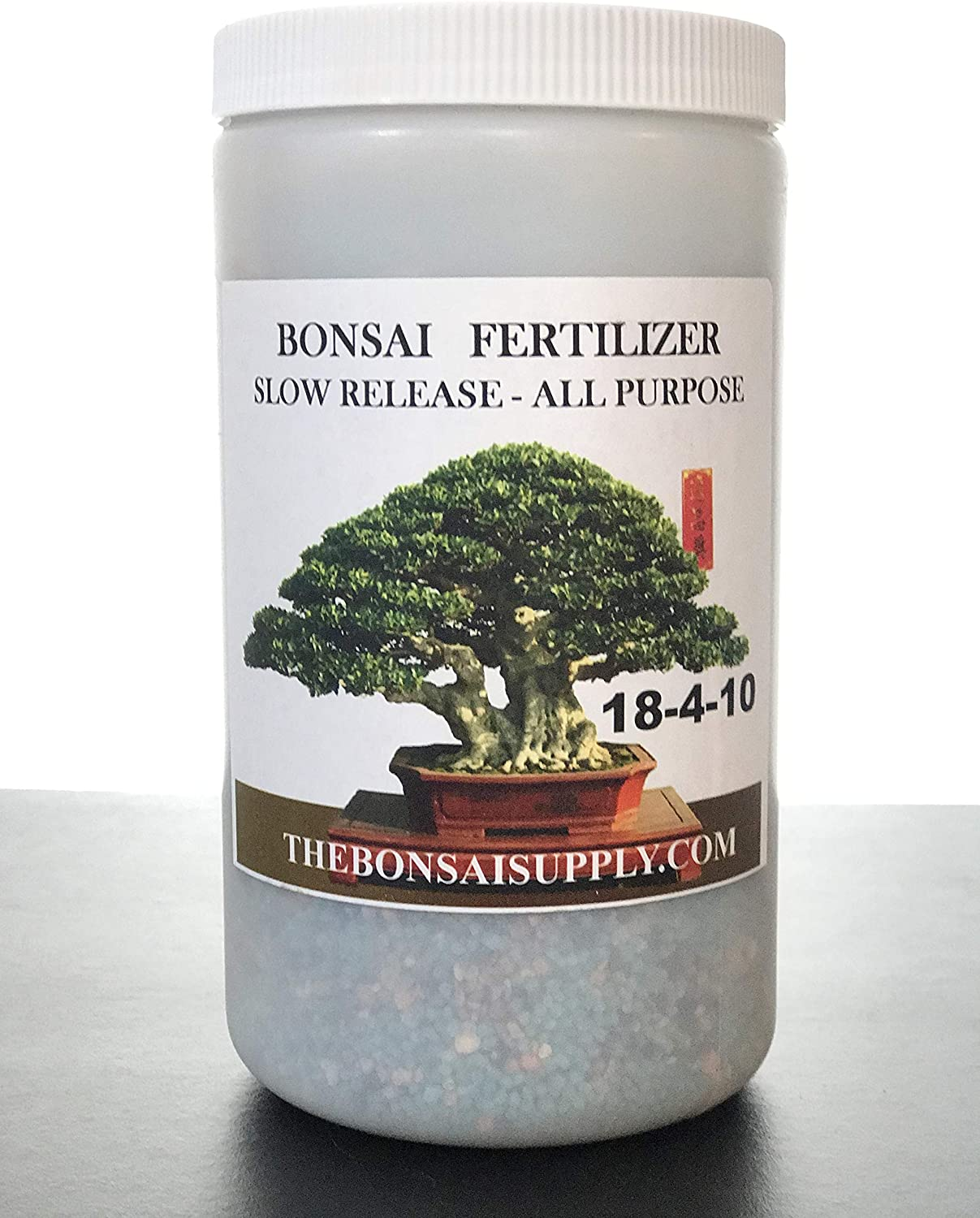 Amazon Com Bonsai Tree Fertilizer 2 4 Lb Jar Tons Of Micro Nutrients Vital For Bonsai Health Slow Release Apply Every 30 Days All Purpose Fertilizer All Purpose Fertilizer Garden Outdoor