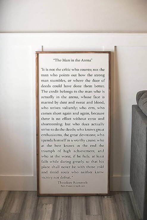 Amazon.com: MaxwellYule Theodore Roosevelt - Cartel de ...