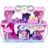 Hatchimals CollEGGtibles, Cosmic Candy Shop 2-in-1 Playset with Exclusive Pixie, for Kids Aged 5 and up