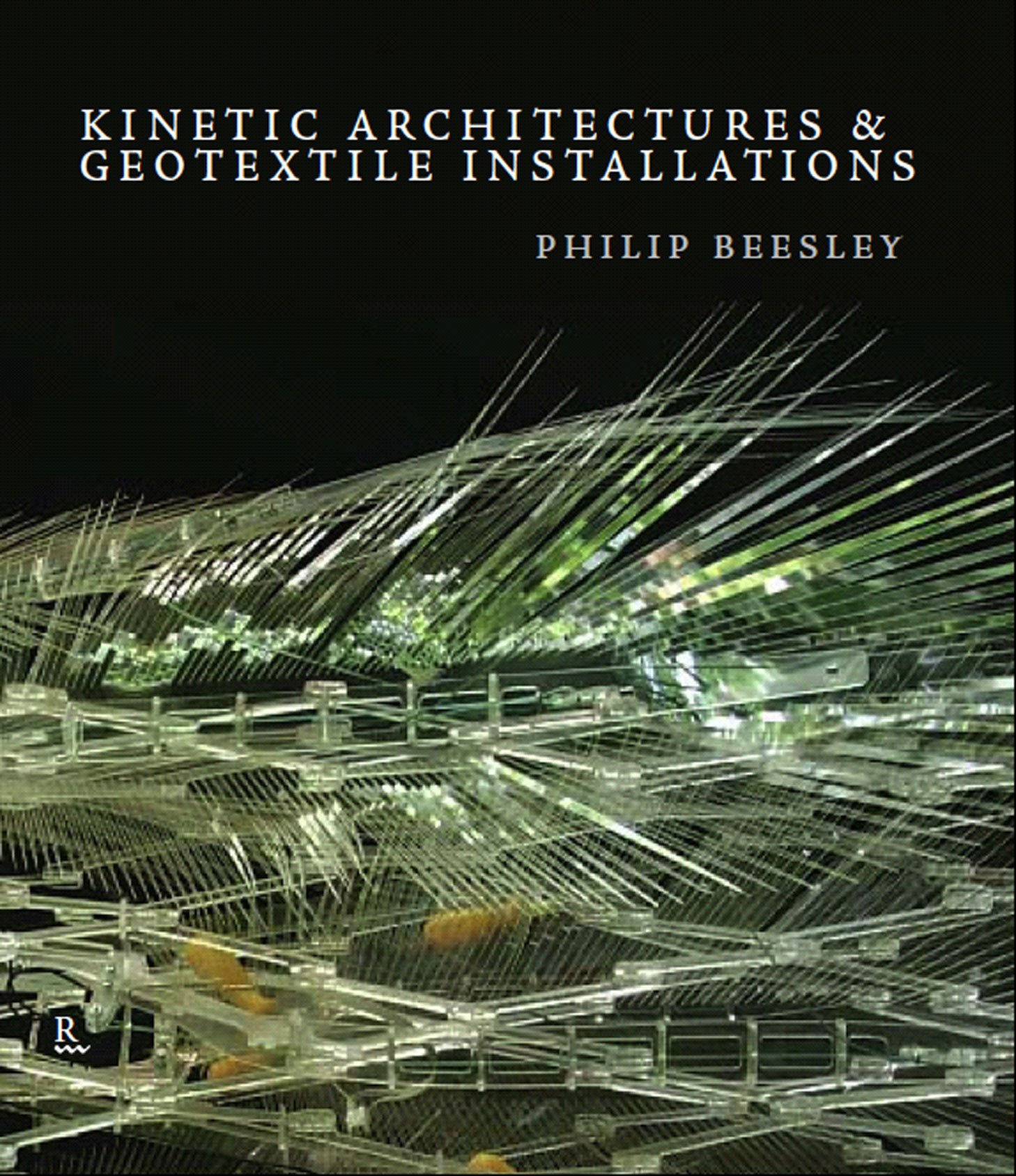 Kinetic Architectures & Geotextile Installations por Philip Beesley
