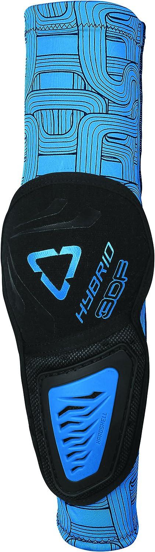 /Negro Azul Leatt 3DF Hybrid Enduro Codera/