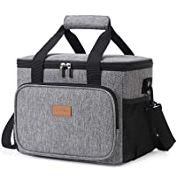 Lifewit Large Lunch Bag Insulated Lunch Box Soft Cooler Cooling Tote for Adult Men...