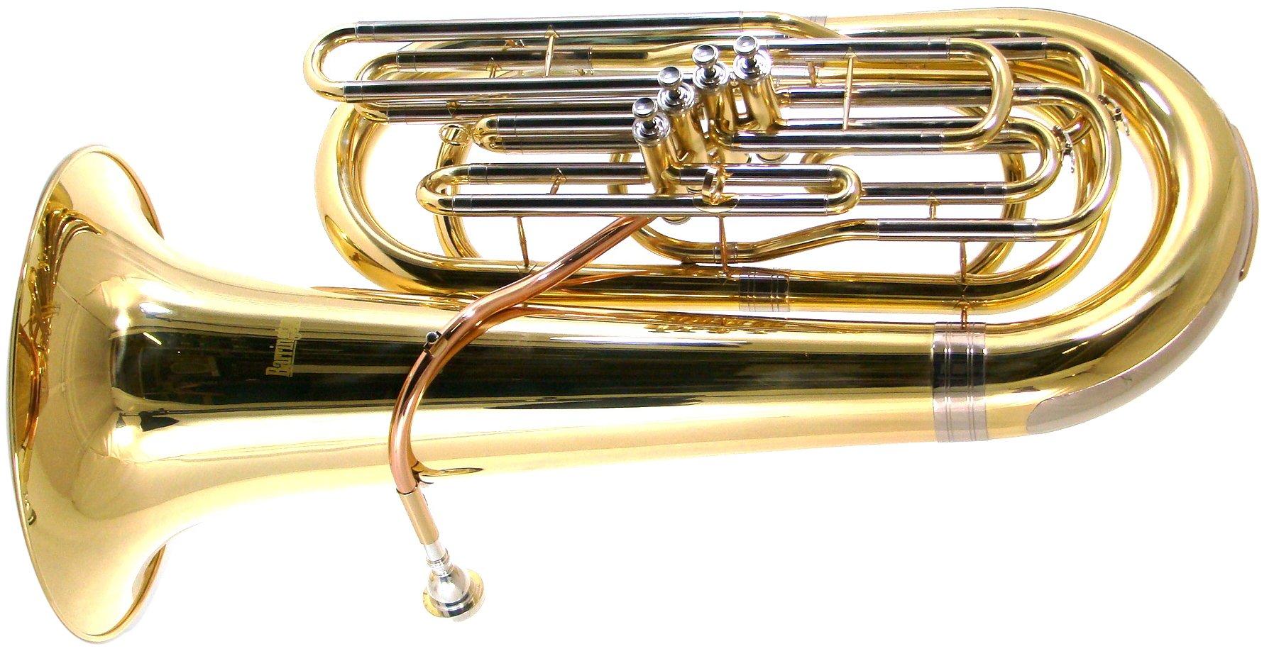 Barrington BR-TU402 4/4 Four Piston BBb Tuba