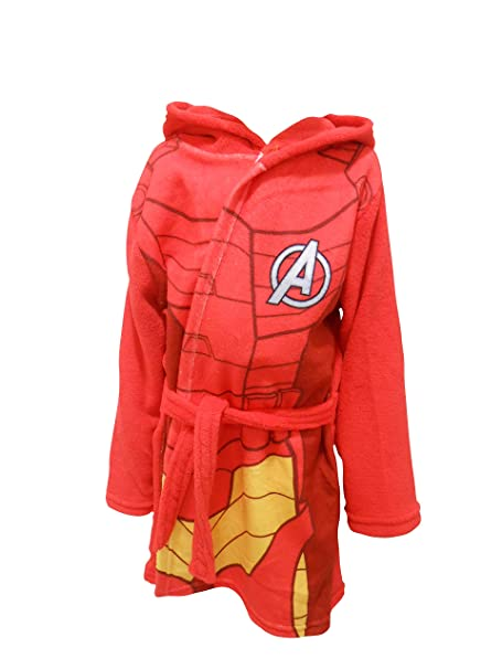 Amazon.com: Iron Man Kids Dressing Gowns 2-3 Years: Clothing