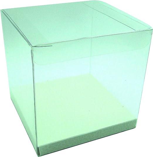 Unbekannt Paquetes de Regalo Transparente, 5 Unidades, Caja de ...