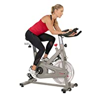 Sunny Health & Fitness Synergy Magnetic Indoor Cycling Bike
