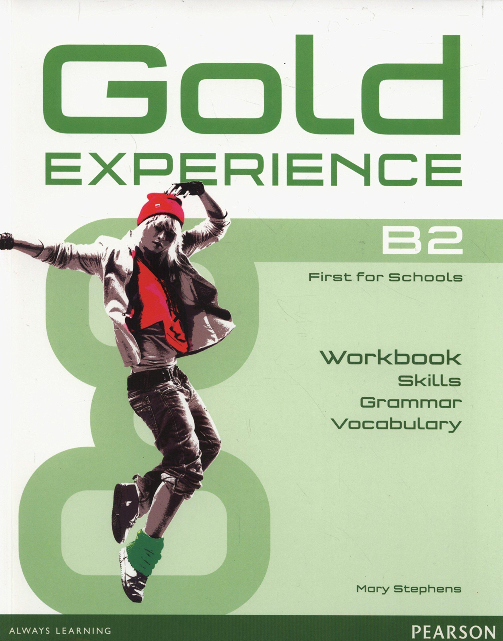 Gold Experience B2 Language and Skills Workbook: Amazon.es ...