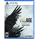Resident Evil Village Deluxe Edition - 13200 PlayStation 5 Games and Software