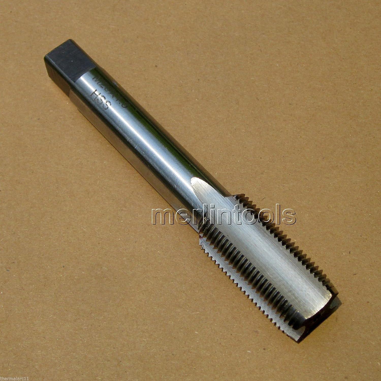 HSS 20mm x 2.5 Metric Taper and Plug Tap Right Hand Thread M20 x 2.5mm Pitch