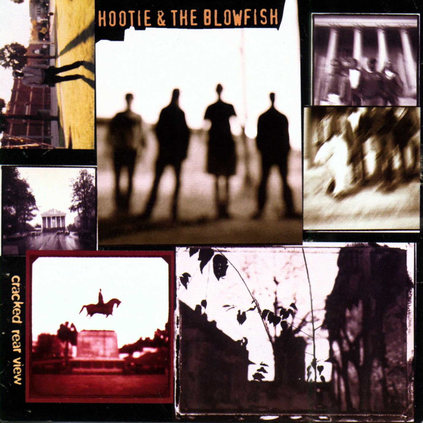 CD : Hootie & the Blowfish - Cracked Rear View (CD)