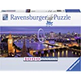 Ravensburger Puzzles London, Multi Color (1000 Piece Panorama)