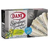 Dani - Sardinillas en aceite de oliva bajas en sal - 12 x 90 gr.
