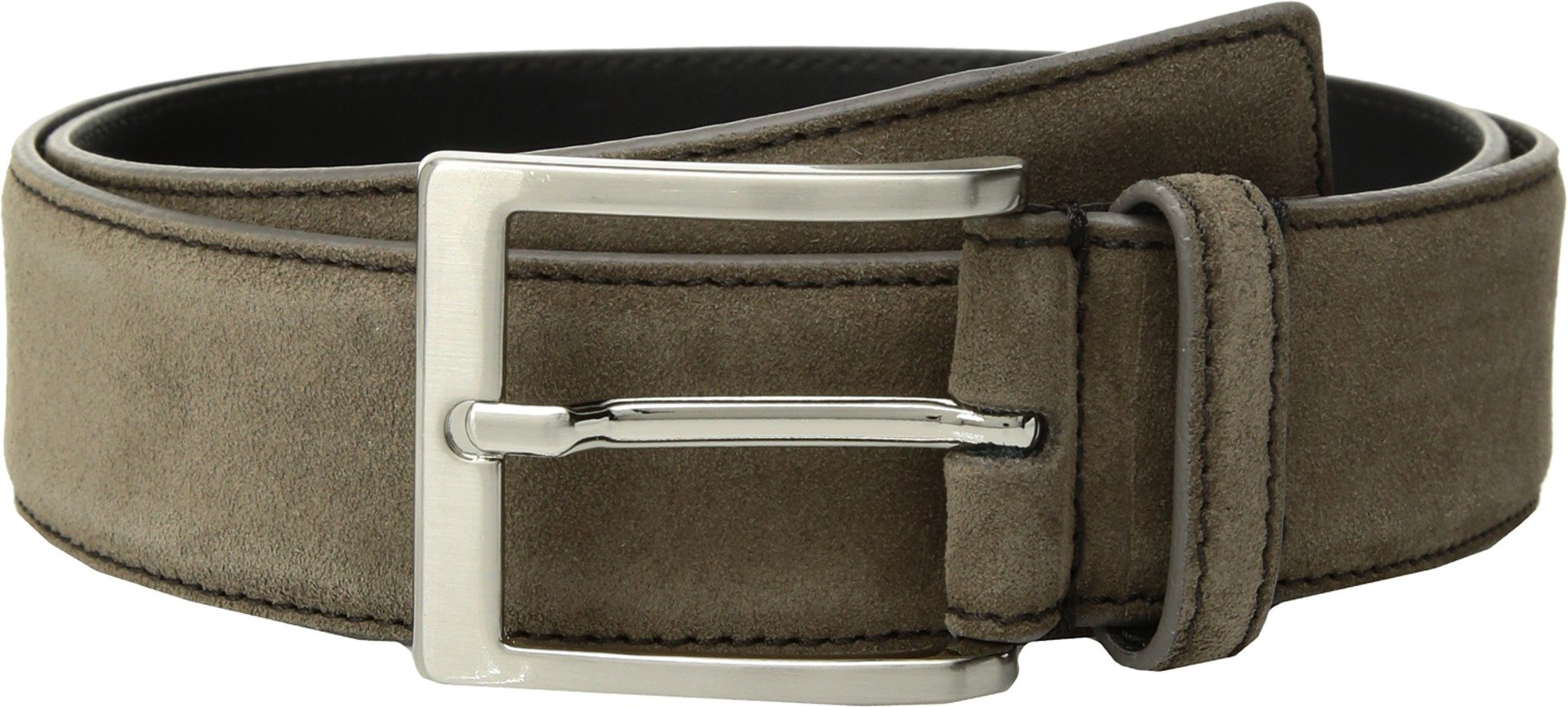To Boot New York  Men's Belt Taupe Suede 30