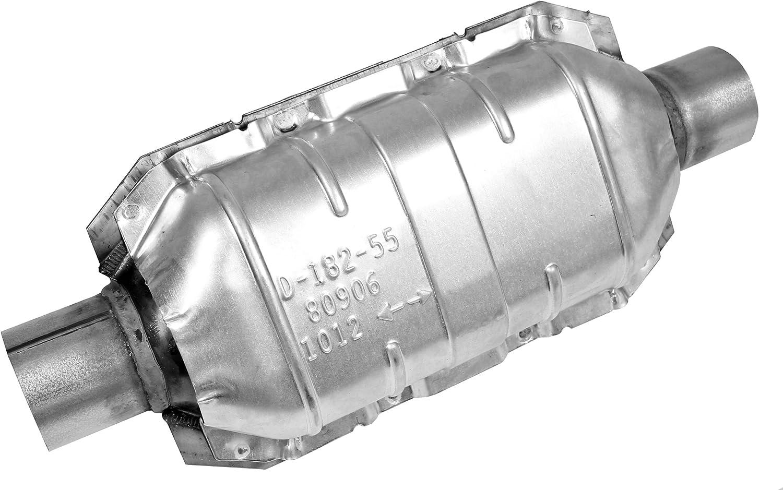 Catalytic Converter-CalCat Universal Converter Walker 80900