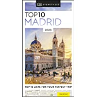 DK Eyewitness Top 10 Madrid: 2020 (Pocket Travel Guide)