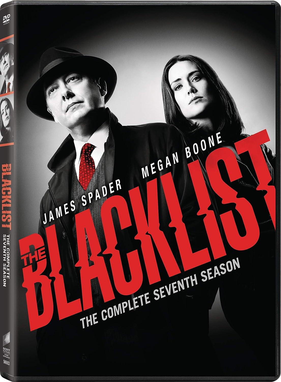 The-Blacklist:-Season-7-(DVD)