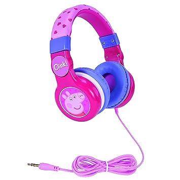 Peppa Pig 10526 - Auriculares: Amazon.es: Juguetes y juegos