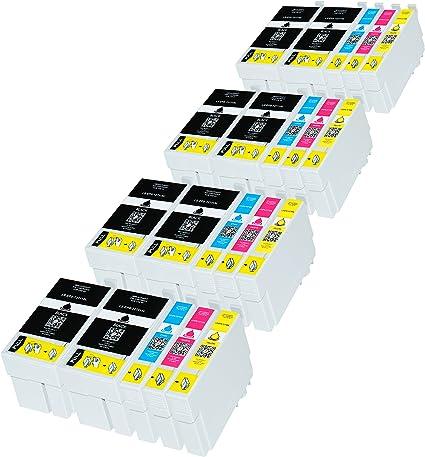 20 cartuchos de impresora para Epson T2711 XL: Amazon.es: Electrónica