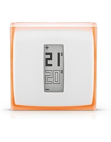Netatmo NTH01-FR-EC, Termostato Inteligente Para Caldera Individual (Manual en inglés